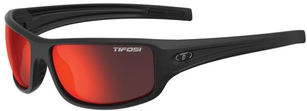 Bronx, Matte Black/Clarion Red Polarized