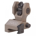 Dioptic Folding Sight, Rear -FDE