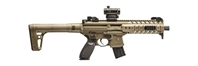 SIG MPX AIR RIFLE RED DOT, FDE sig air rifle, sig air rifles, m4 pellet gun, sig sauer air rifles, m4 pellet guns, co2 rifle, air rifle, best co2 air rifle, best bb rifle, best bb gun, sig air gun, sig saur bb gun, sig sauer bb gun, air sport gun, sig airguns, sig sauer airguns, target airsoft guns