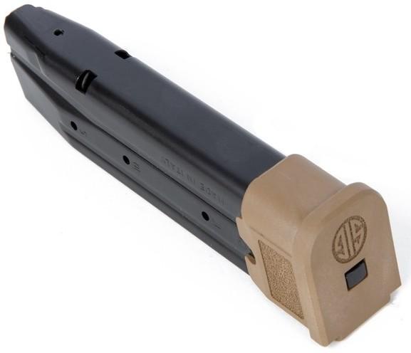 Sig Sauer - P320 Fullsize 9mm Magazines #SIG MAG-MOD-F-9