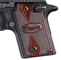 P938 Rosewood Grip Set