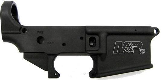 M&P15 Stripped Lower