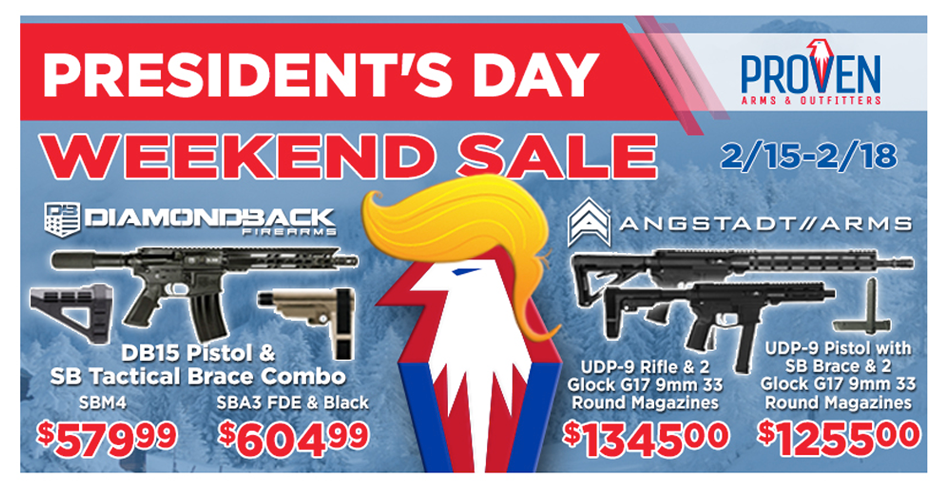 AR Pistol and PCC Sale