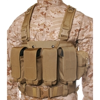 Commando Chest Harness